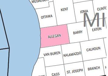 We Now Serve Allegan County!