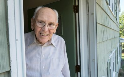 Meet Robert: A Meals on Wheels Recipient