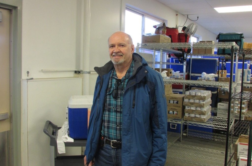 Volunteer of the Month: Richard Laninga
