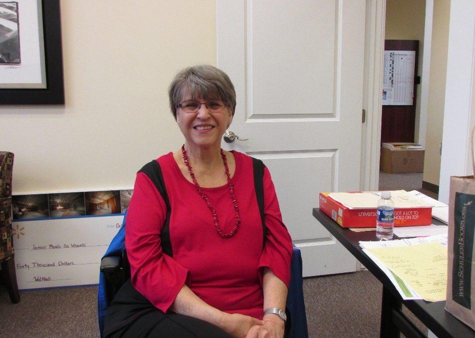 Volunteer of the YEAR: Camille Bodziak
