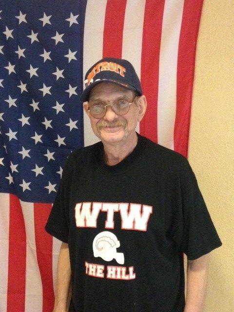 Volunteer of the Month: Kirk Henry