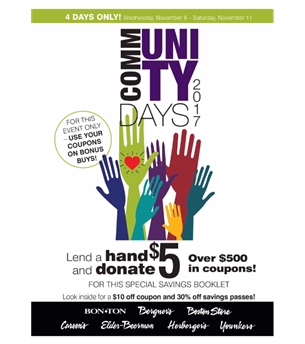 Younkers Community Days