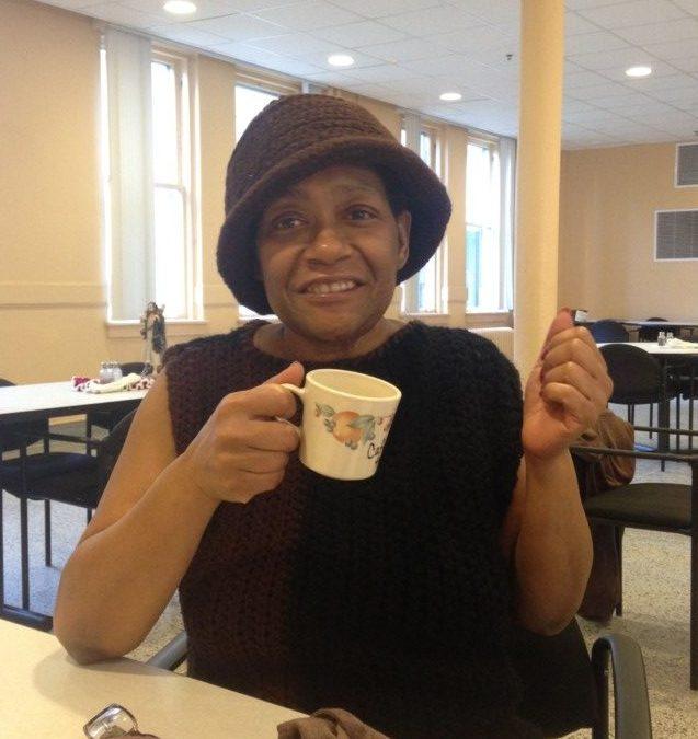 Volunteer of the Month: Jackie Fields