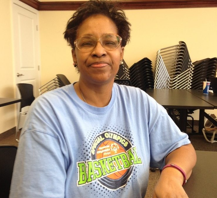 Volunteer of the Month: Sheila Scruggs