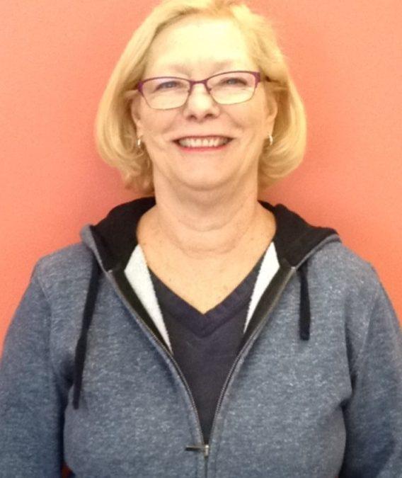Volunteer of the Month: Nancy Russell