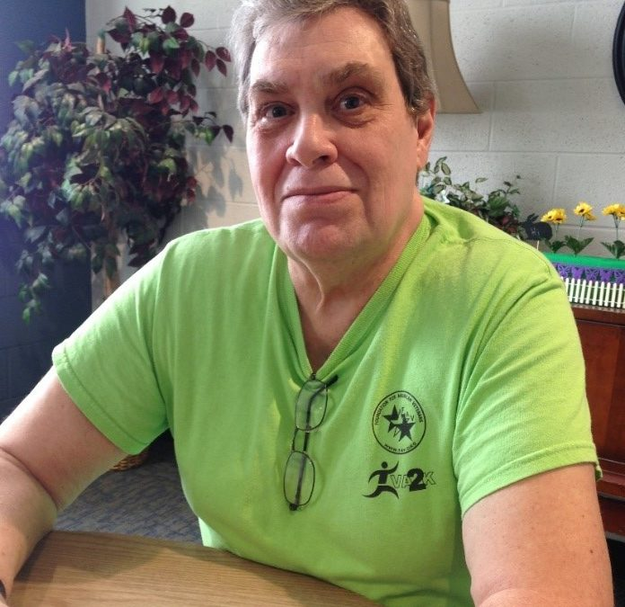 Volunteer of the Month: Mike Favreau