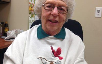 Volunteer of the Month: Marjorie Coykendall