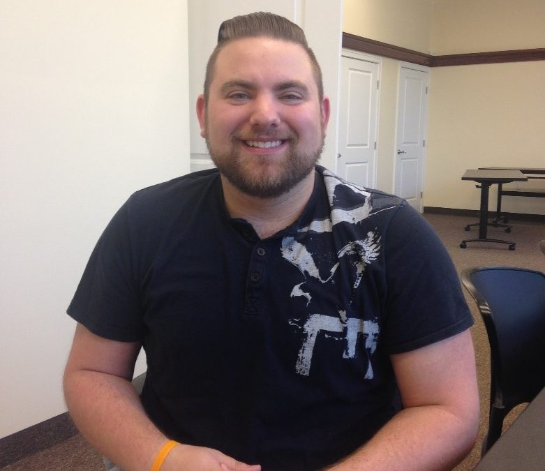 Volunteer of the Month: Zach Mielke