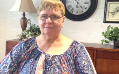 Volunteer of the Month: Barb Smalley
