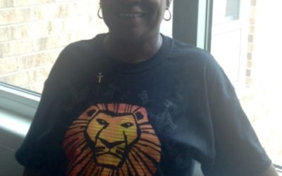 August Volunteer of the Month: Benita Gray
