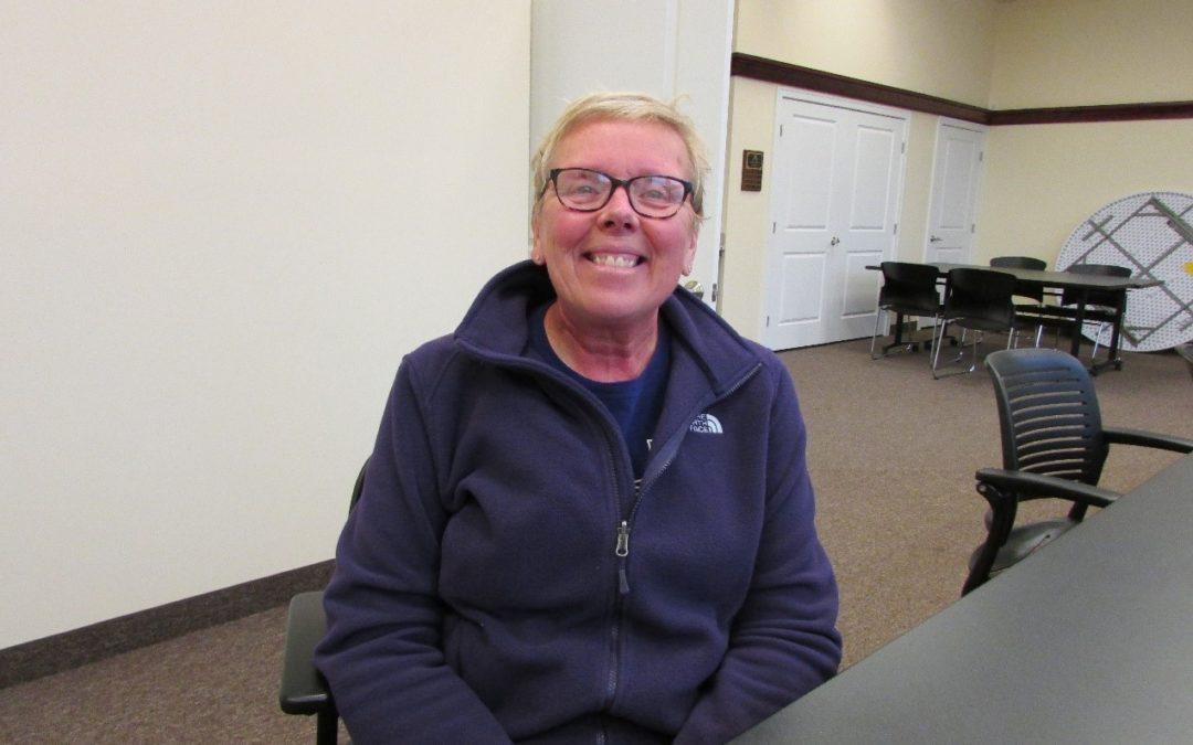 October 2018 Volunteer of the Month:  Judy Baar