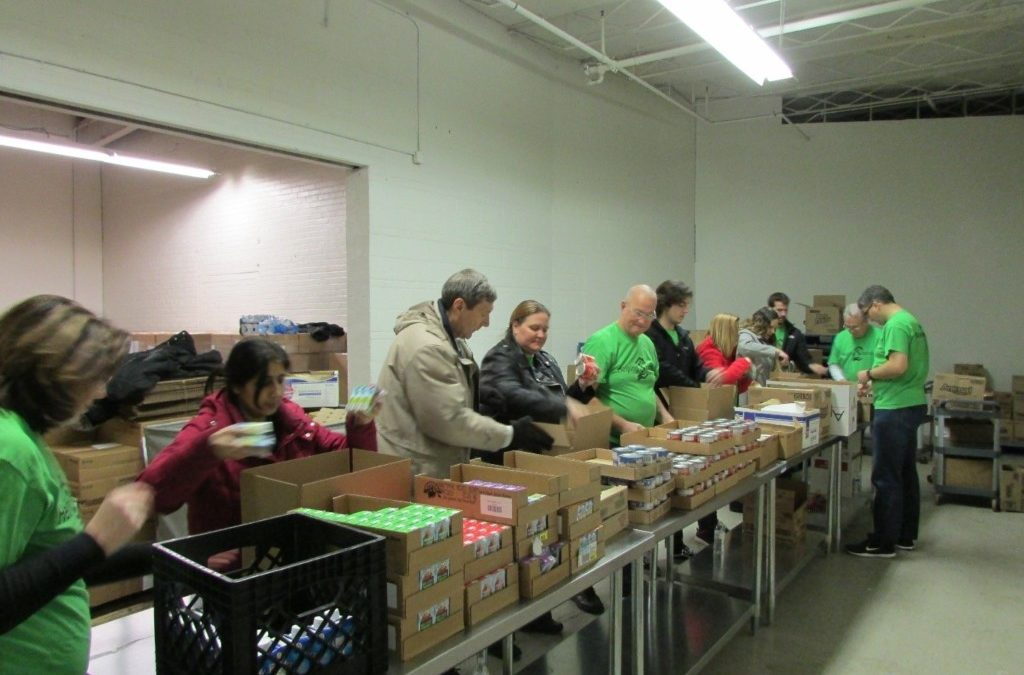 December Volunteers of the Month: Kellogg and SpartanNash