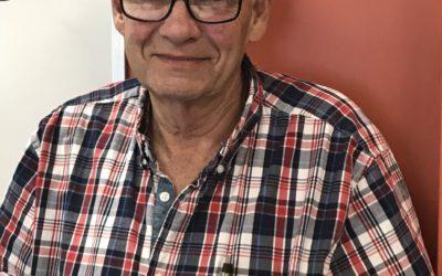 July Volunteer of the Month: Bob Sailer
