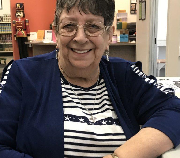 Volunteer of the Month November 2019: Edee Falan