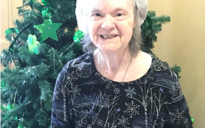 Honoring Jan Hansen as our March Volunteer of the Month!