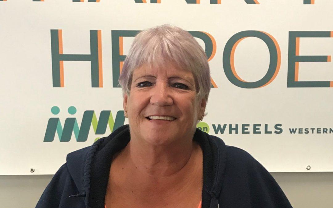 Honoring Karen Flick as our July Volunteer of the Month